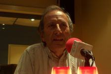 L'historiador Josep Maria Roqué